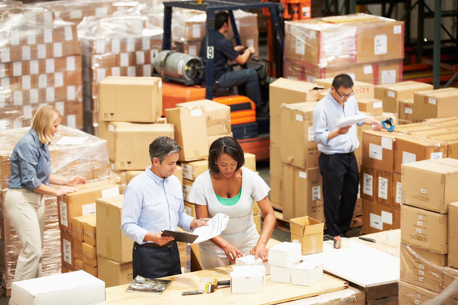 Warehousing Business In Poland