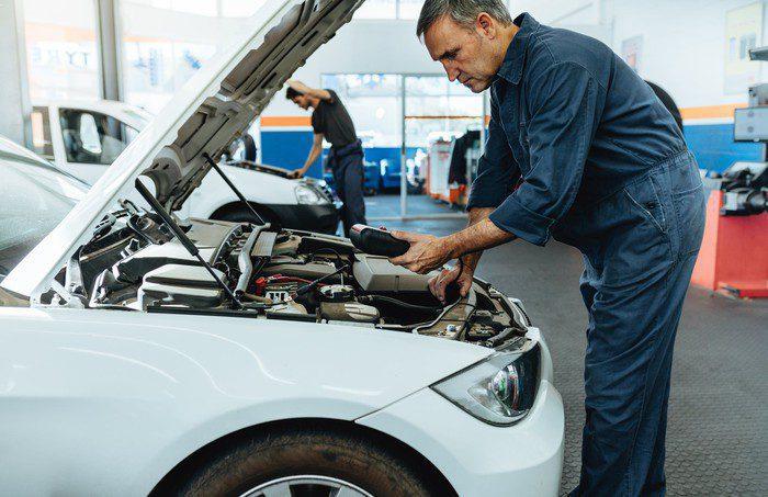 acheter Atelier de réparation automobile occupé au Texas