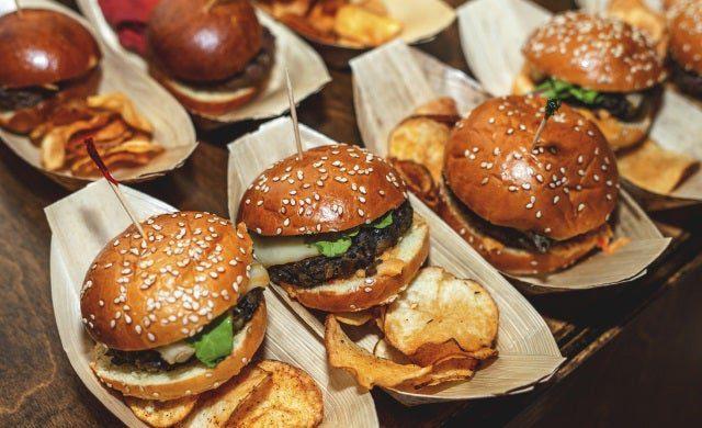 Established Burger Franchise