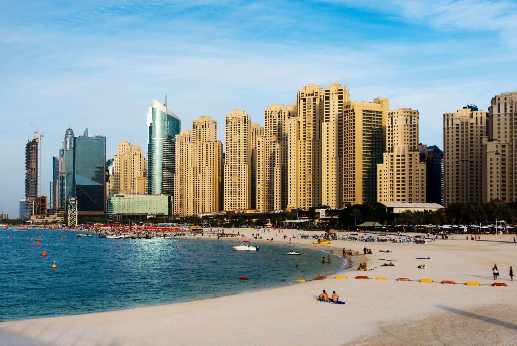 Hôtels 5 étoiles à Bur Dubaï