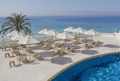 Huge hotel complex in Spain