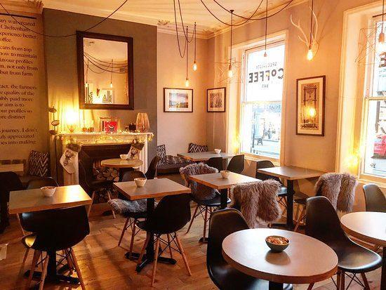 Café rentable à Cheltenham