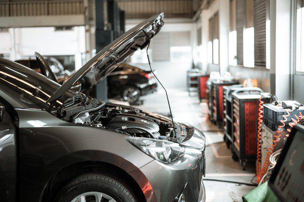 Full-service automotive facility in California