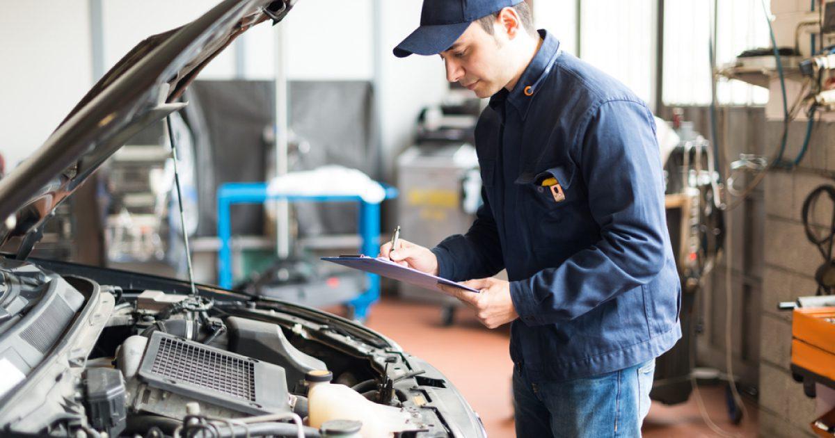 buy auto repair shop in California