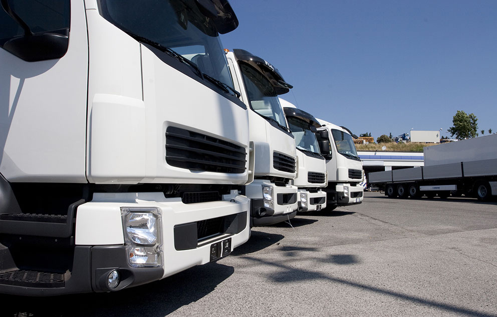 Profitable truck rental business in India