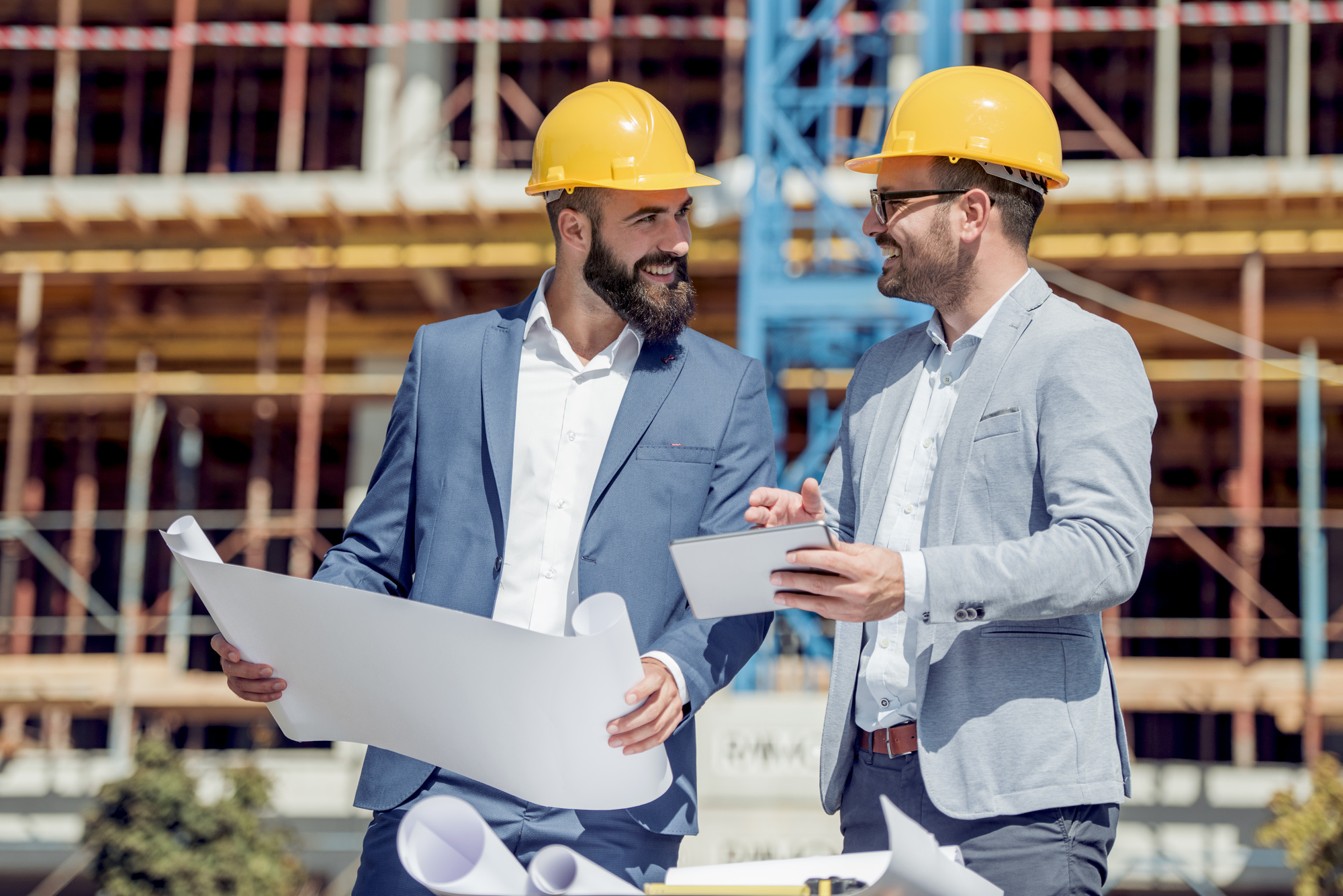 Profit-making construction company in the USA
