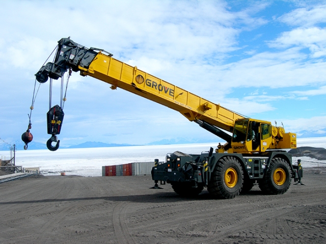 Haulage and Crane Hire Business In The United Kingdom