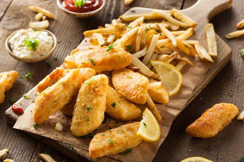Fish & Chips à Ringwood