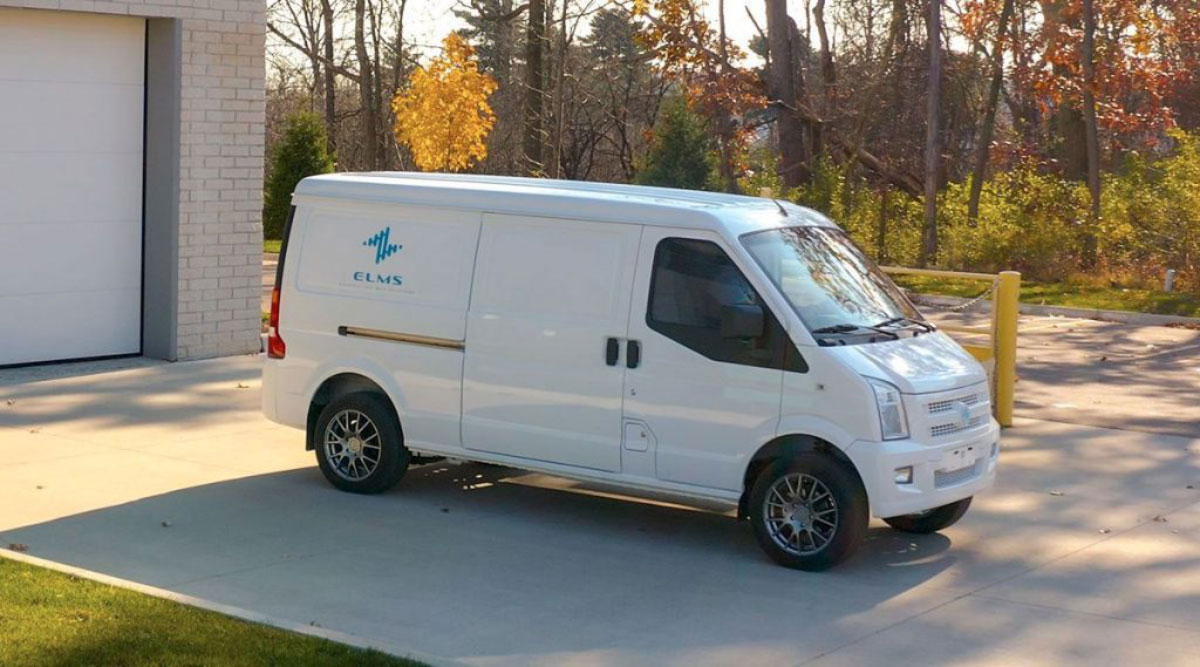 Last-mile delivery business in the USA