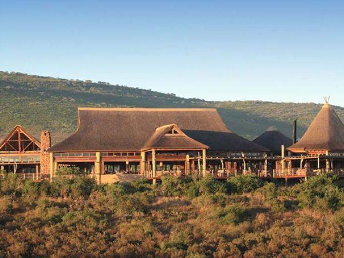 Ferme avec Lodge de luxe à Garden Route
