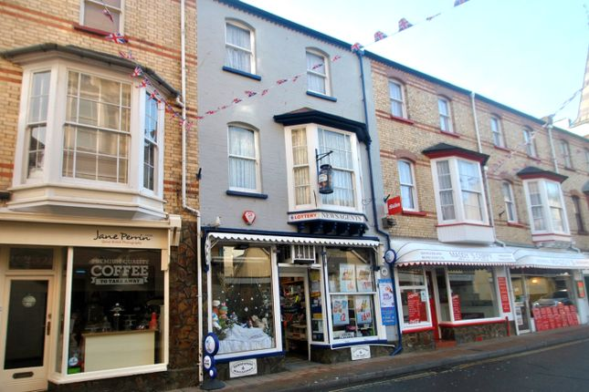 Retail Investment Property in Ilfracombe