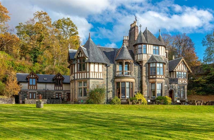 Country hotel in the United Kingdom