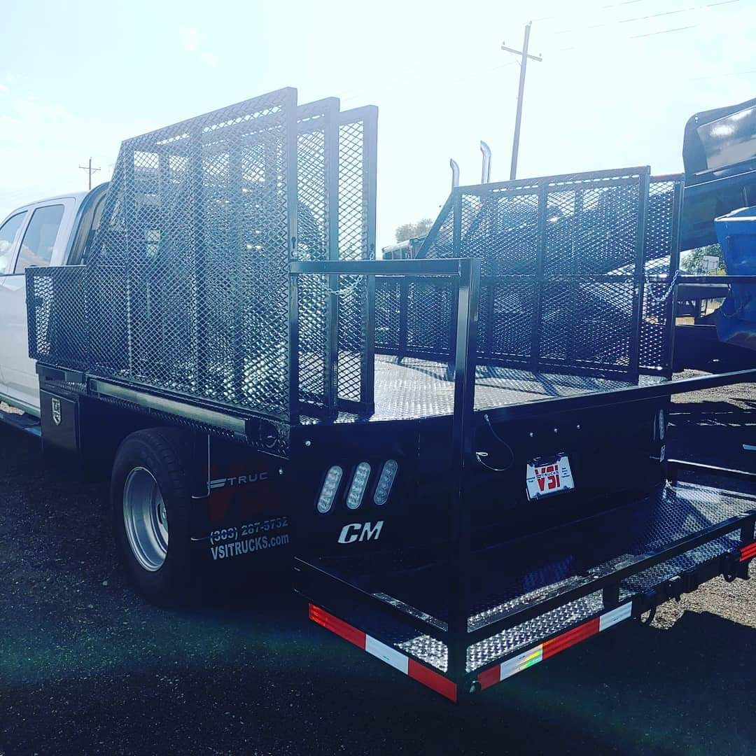 Truck bed fabrication and installation business in the USA