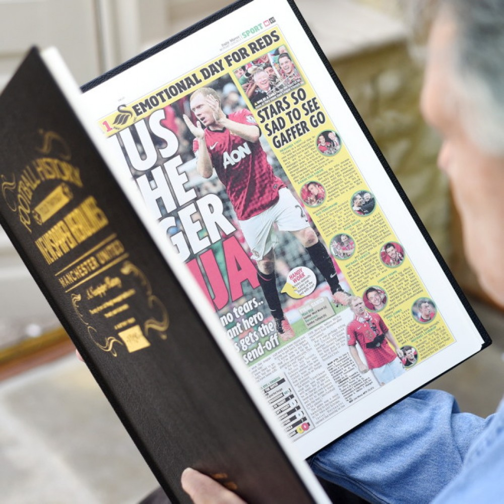 Personalised Football-Themed Book Publisher