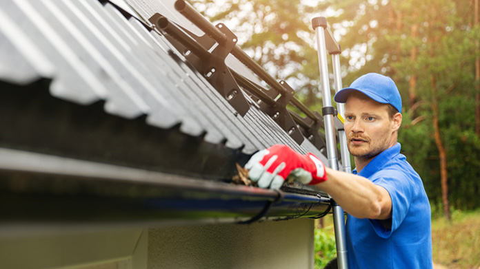 Gutter Cleaning Company In The USA