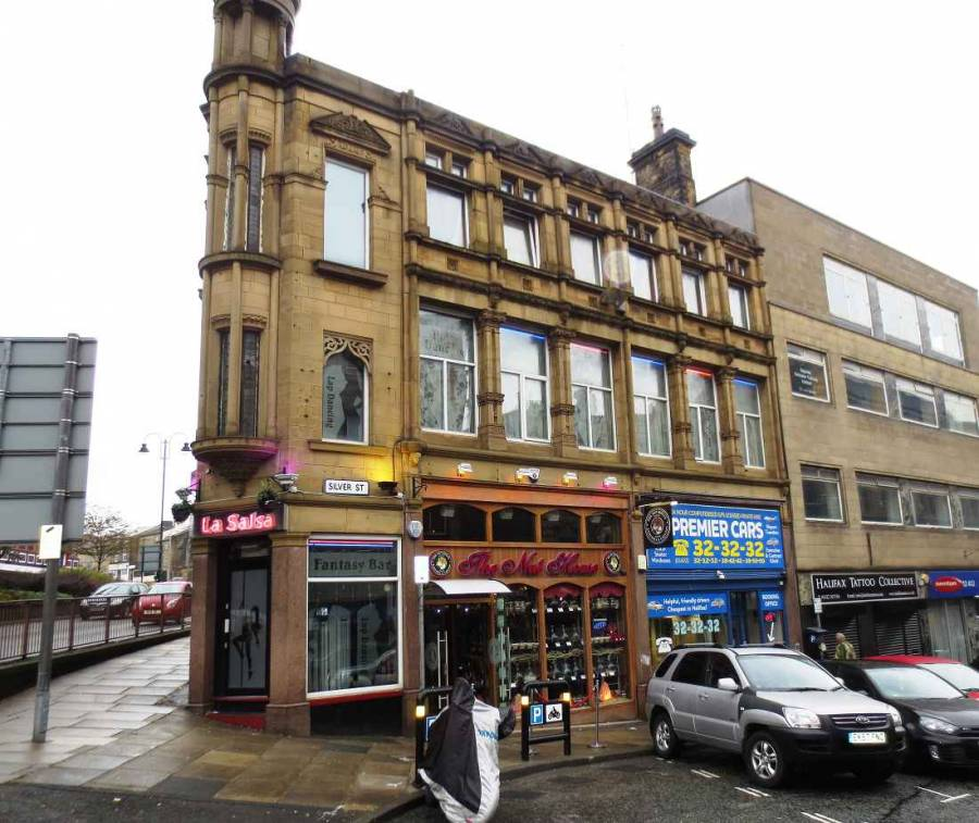 Freehold Building in Halifax