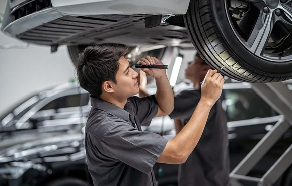 Tire dealer and auto repair business in Illinois