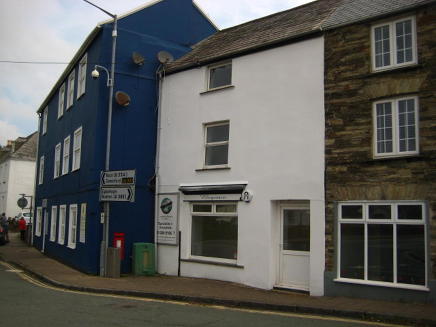 Freehold Investment Property Located in Wadebridge
