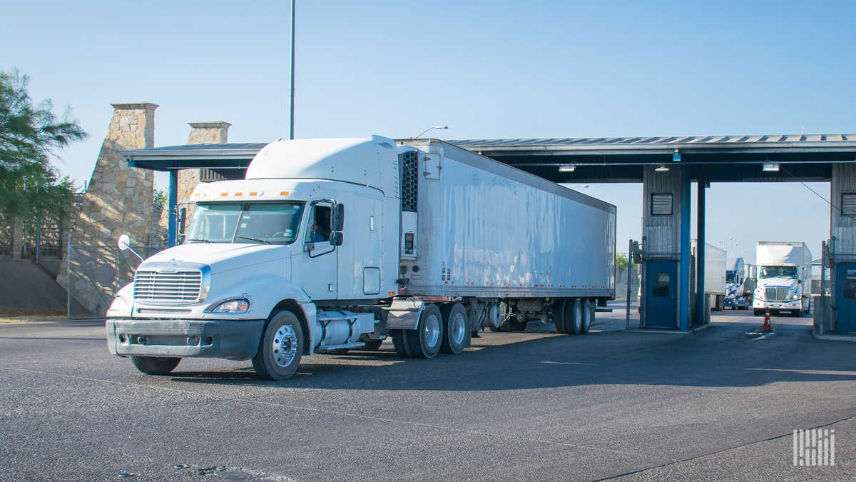 Authorized-for-hire trucking operations company