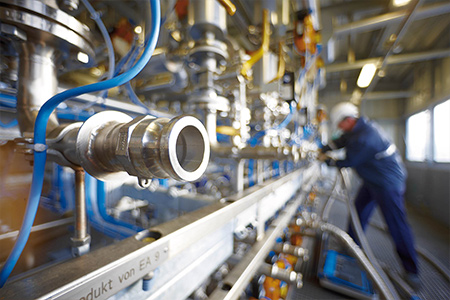 Industrial installation and maintenance business in Spain