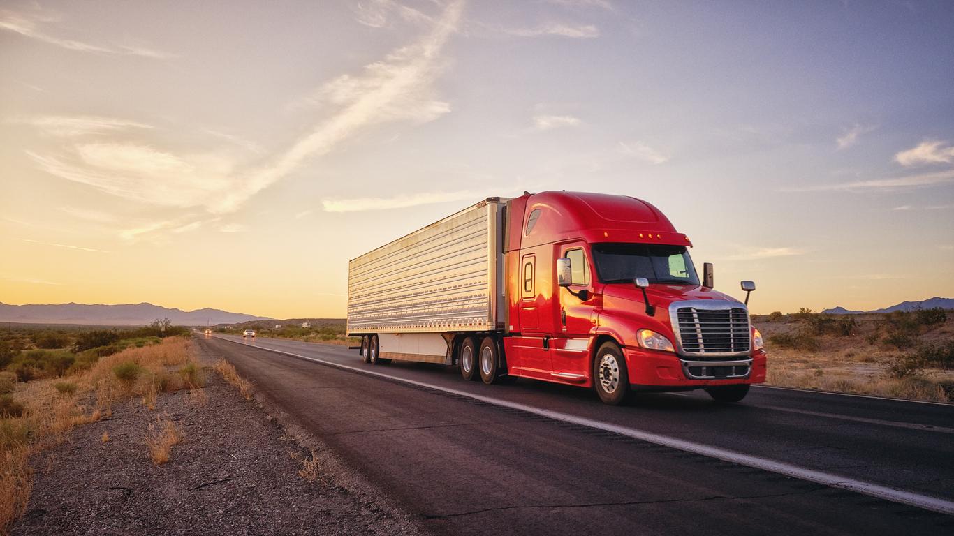 Trucking company in Louisiana