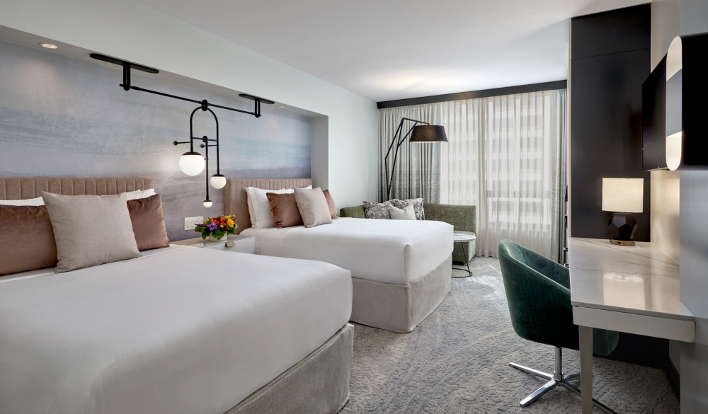 Licensed Boutique hotel in the UK