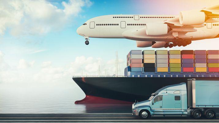 buy logistics and supply chain company