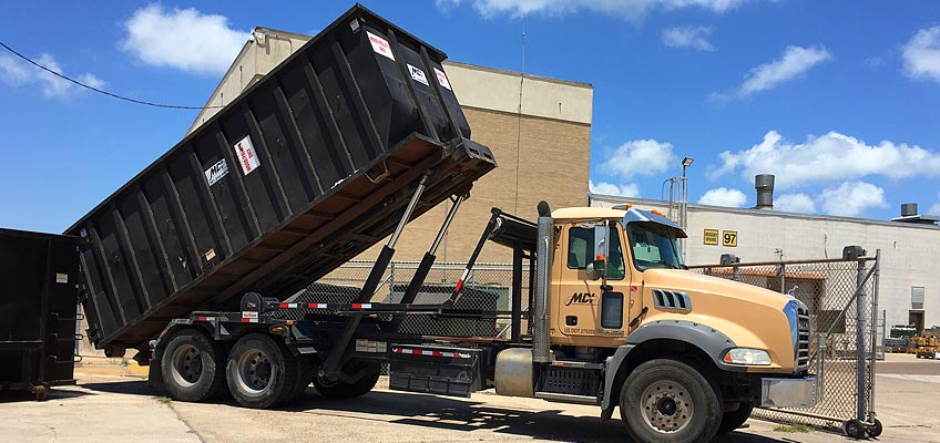 Profitable roll-off waste management business in Florida