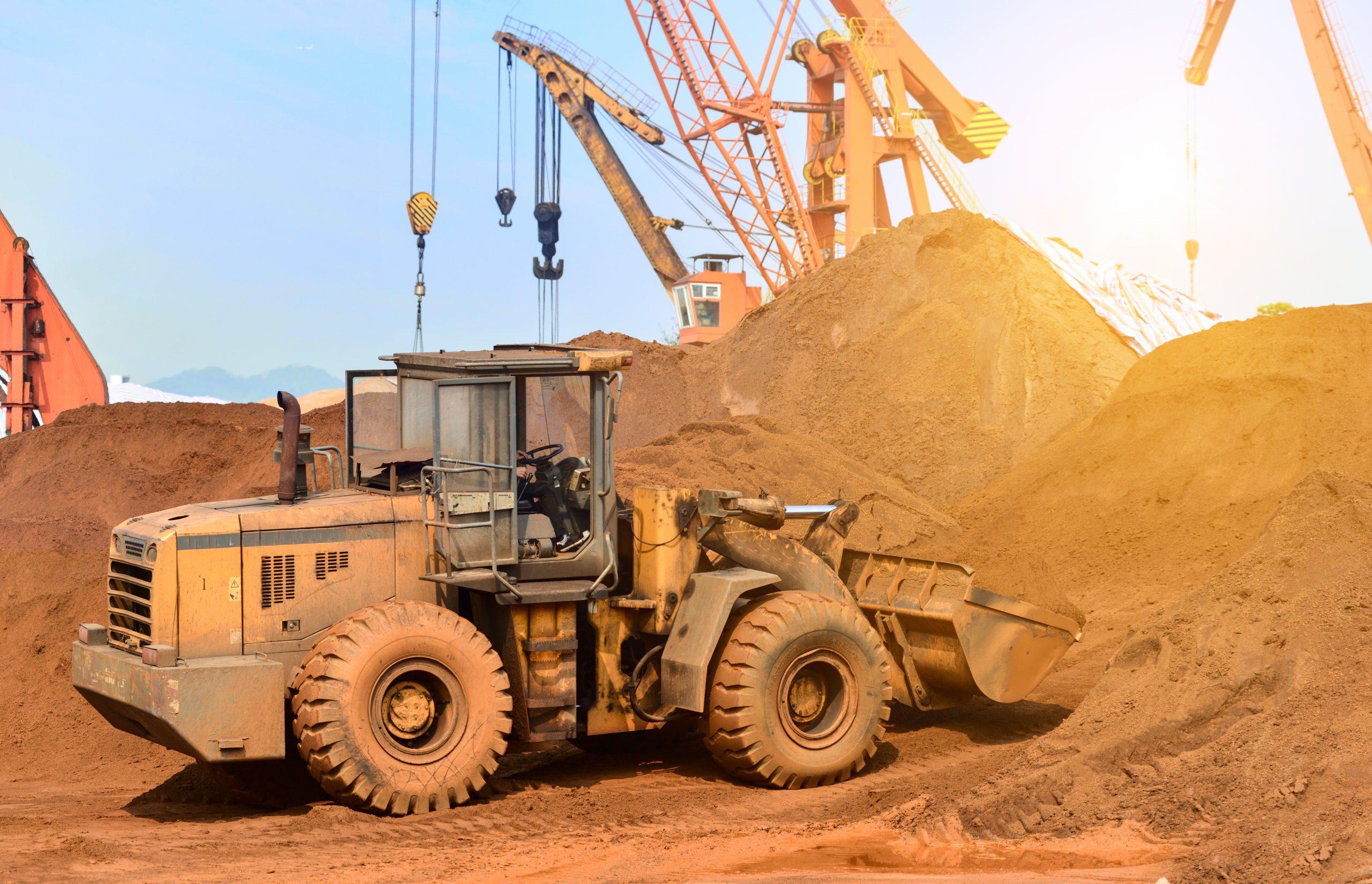 Entreprise de transport au service de l'industrie minière en Australie