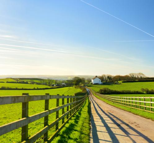 Rural and agricultural property website