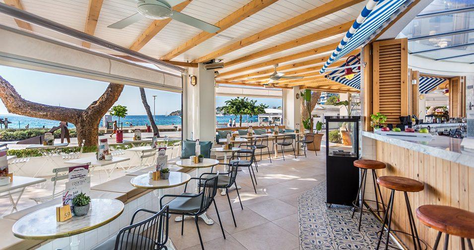 Bar in Palma Nova
