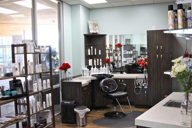 Salon de beauté à Chino