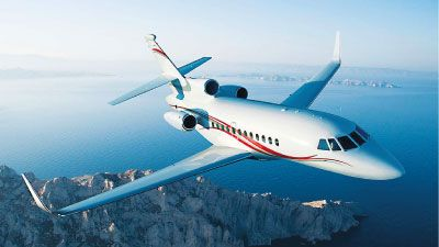 Aircraft rental company in the Netherlands