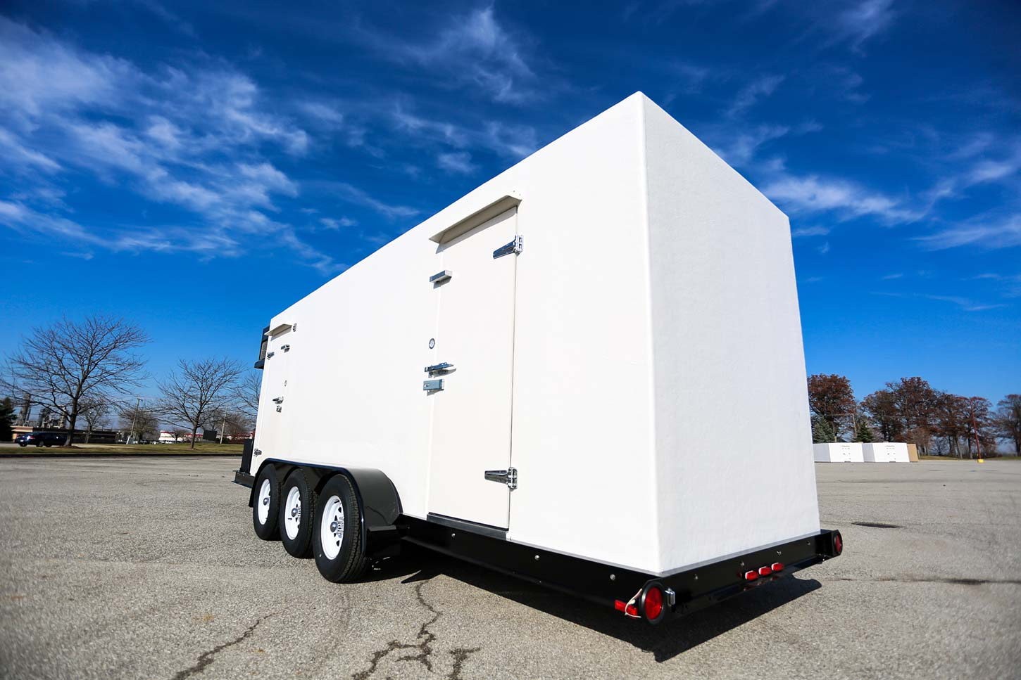 Portable Refrigerated Trailer Manufacturer in Canada