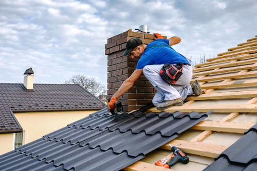 Profitable roofing company in Texas