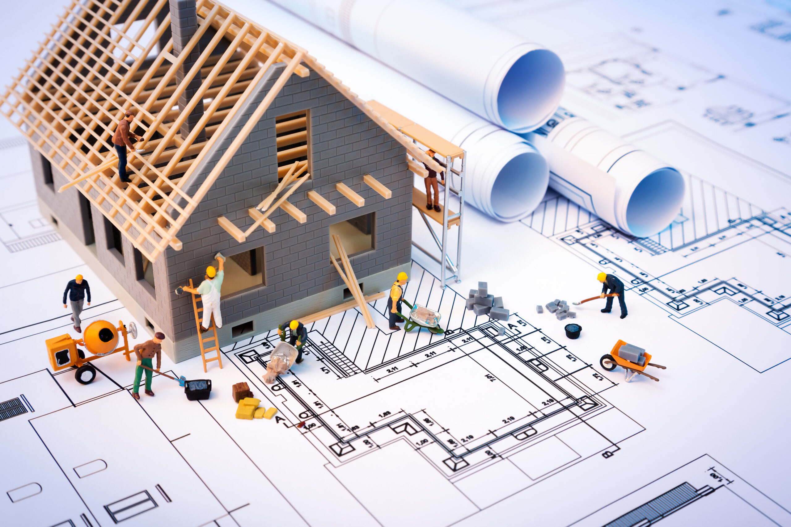 Multitrade construction business in the United Kingdom