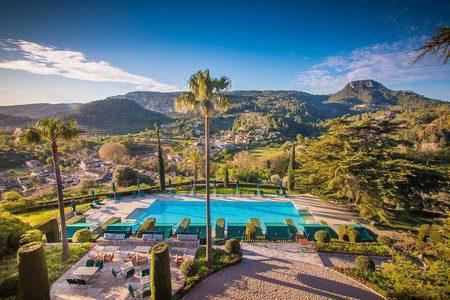 Hôtels de luxe à Majorque