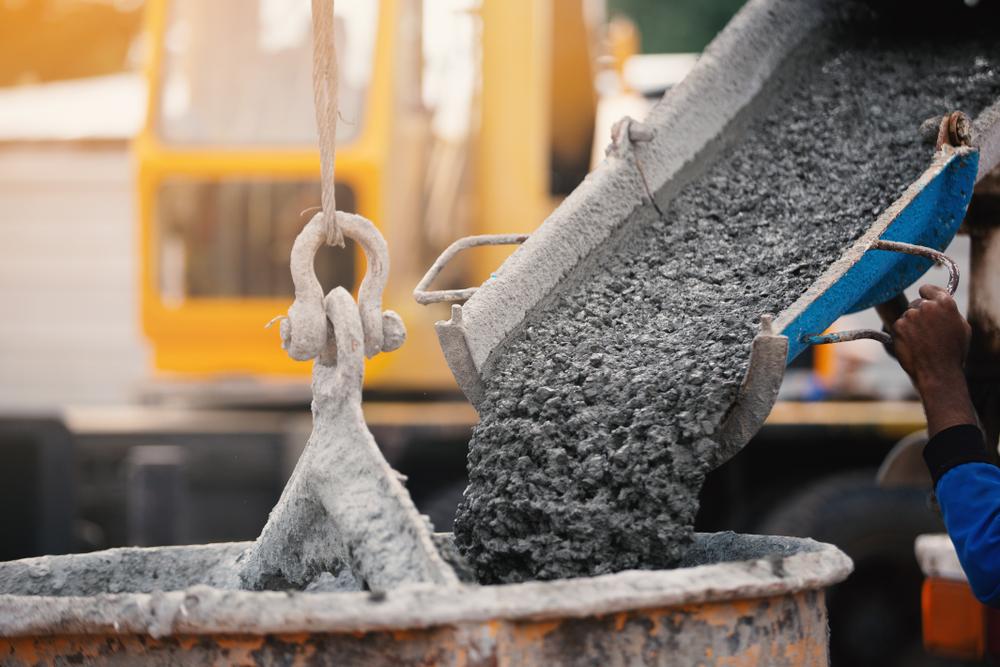Concrete contractor in Louisiana