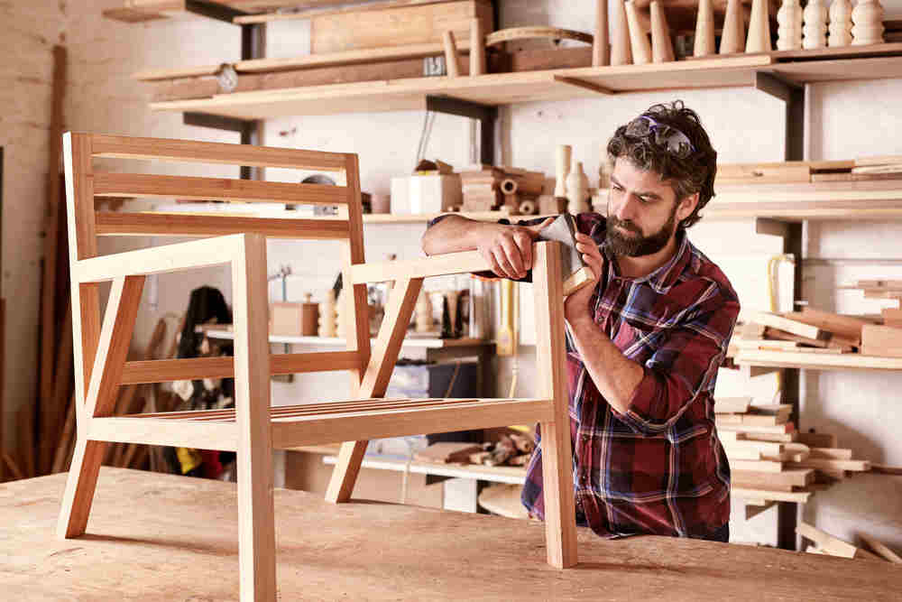 Carpentry business in the United Kingdom