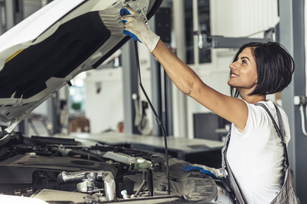 Truck/auto repair and trucking business in Pennsylvania