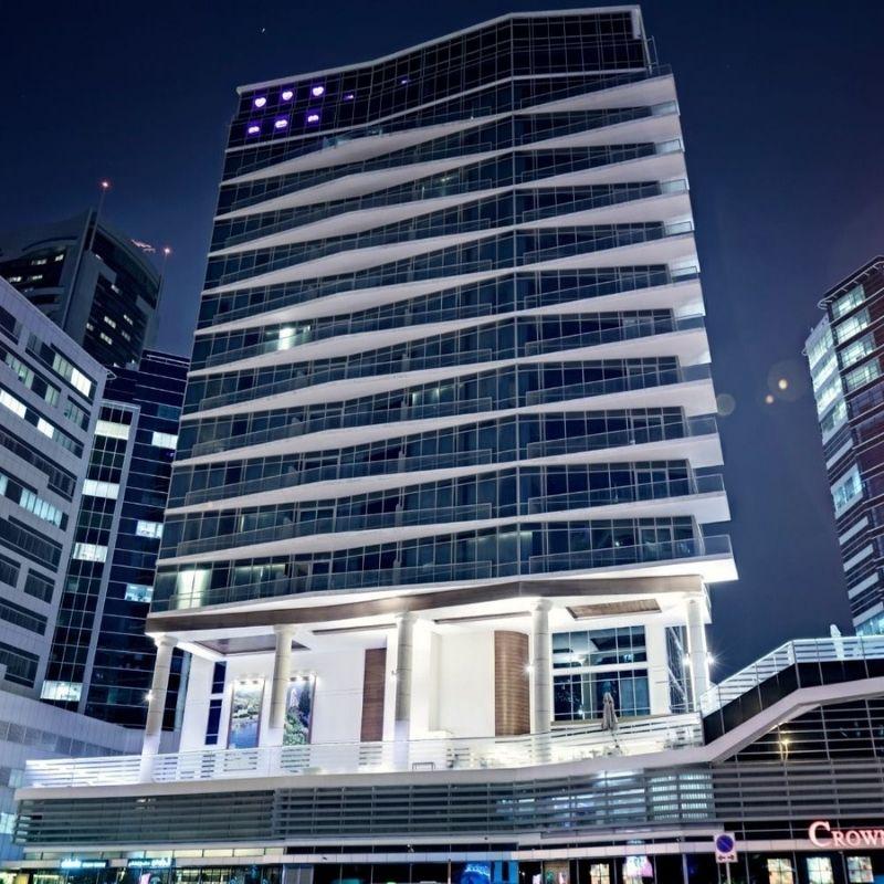 Роскошный 4-звездочный отель в Аль-Барше