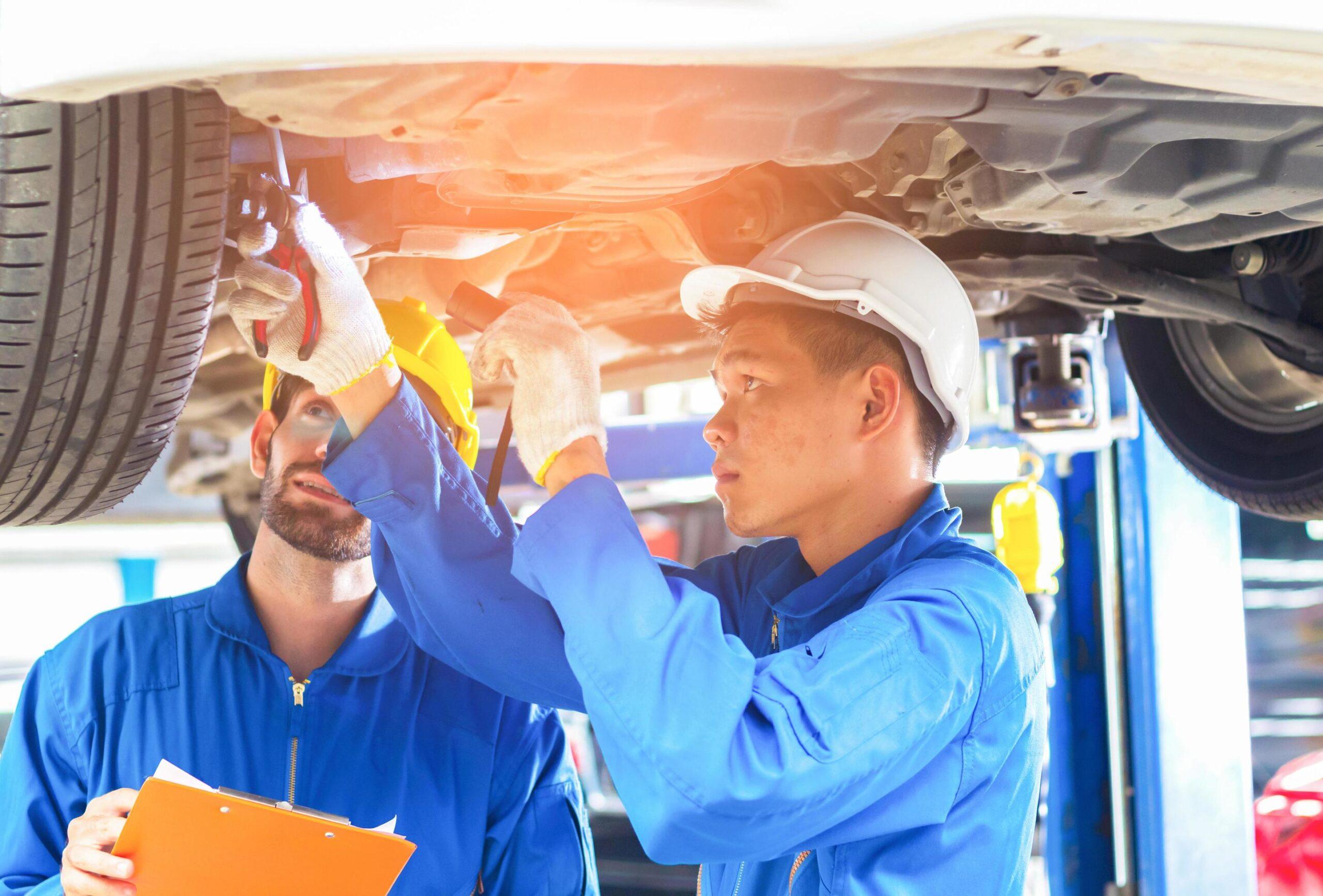 Profitable auto repair business in Kansas