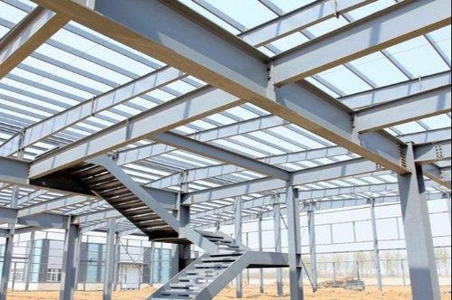 Steel construction company in Turkey