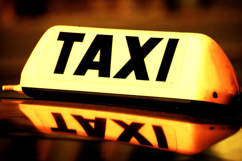 Taxi company with a ride-hailing app in Ireland