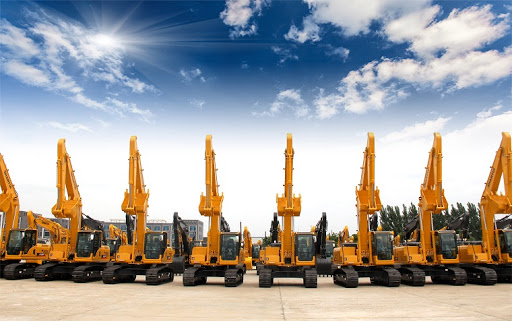 Construction and machinery business in Spain