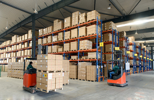 Warehousing and logistics company in India
