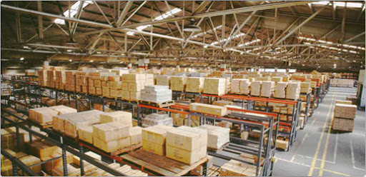 Office building and warehouse property in Romania