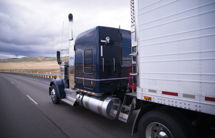 Well-established long haul trucking company in the USA