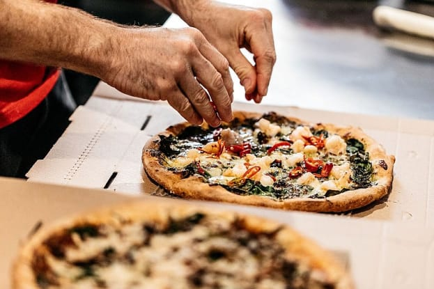 Licensed Pizzeria in Sydney City Fringe