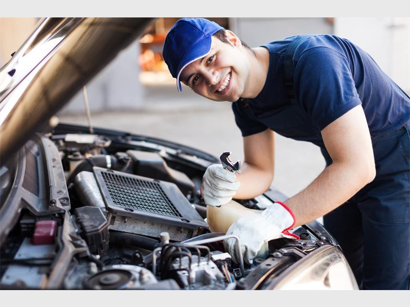 Auto repair and tire business for sale